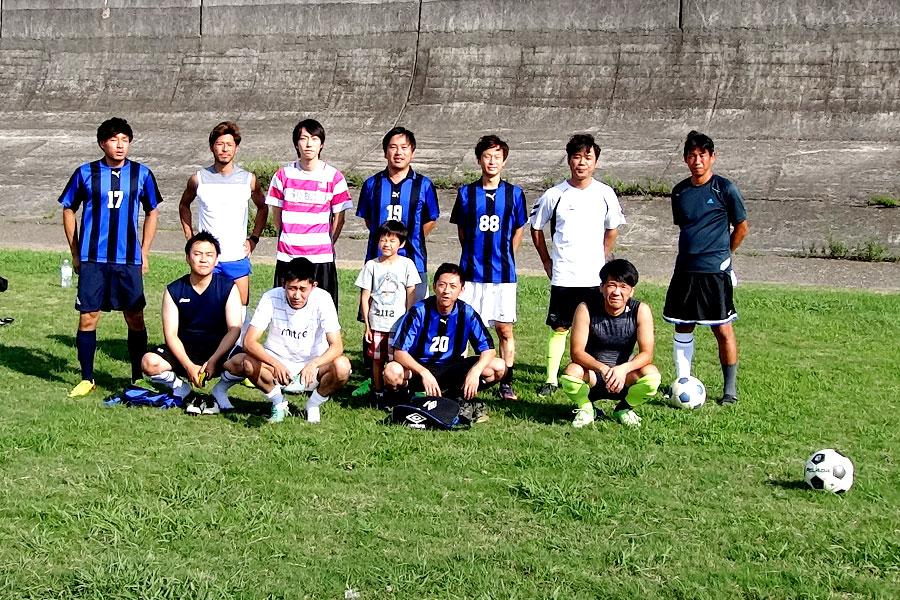 2017.08.20第1試合FC AVAILA/大会名:85thリーグ/大阪府内サッカー場/