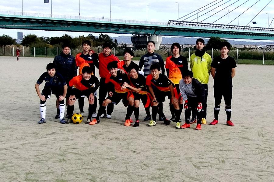 2017.11.12第2試合FC Noel/大会名:86thリーグ/大阪府内サッカー場/