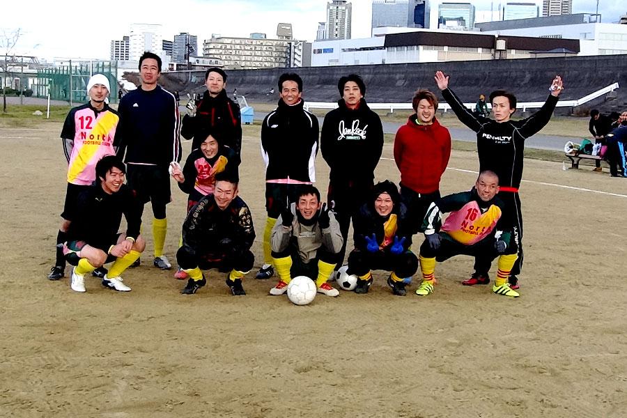 2017.12.17第2試合north/大会名:40thチャンピオンズリーグ/大阪府内サッカー場/