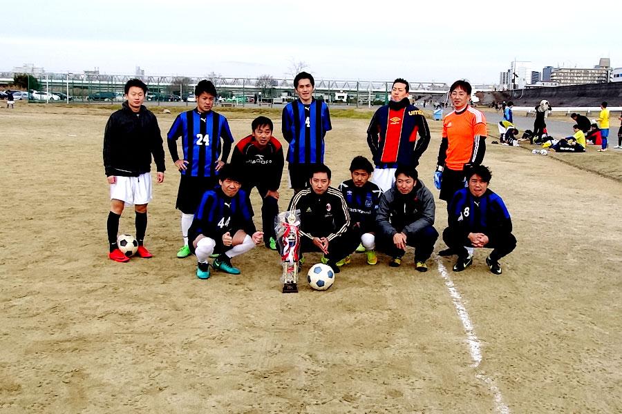 2018.01.07第3試合FC AVAILA/大会名:40thチャンピオンズリーグ/大阪府内サッカー場/