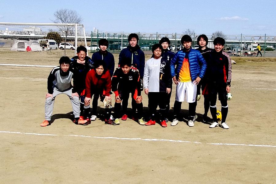 2018.02.18第1試合FC Noel/大会名:86thリーグ/大阪府内サッカー場/