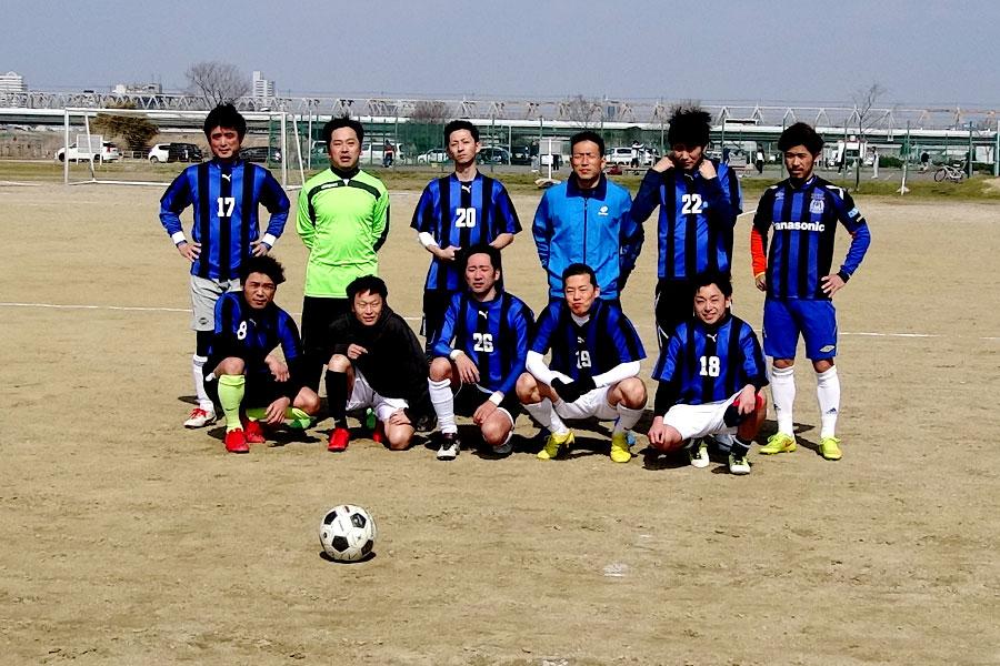 2018.03.11第1試合FC AVAILA/大会名:41thチャンピオンズリーグ/大阪府内サッカー場/