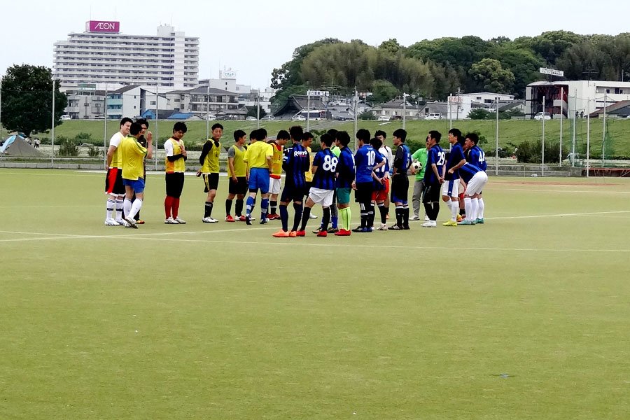 2018.05.06第1試合40thチャンピオンズリーグFC AVAILA-コパ/大阪府内サッカー場