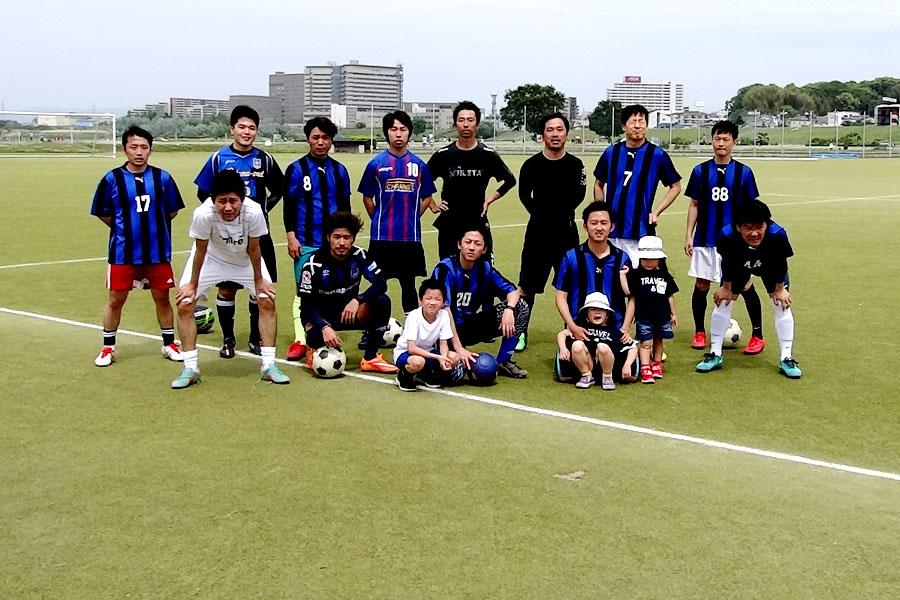 2018.05.06第1試合FC AVAILA/大会名:40thチャンピオンズリーグ/大阪府内サッカー場/