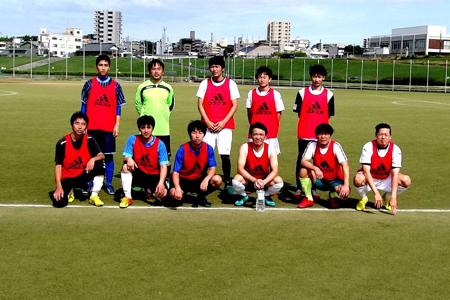 2018.06.17第3試合FC AVAILA/大会名:41thチャンピオンズリーグ/大阪府内サッカー場/