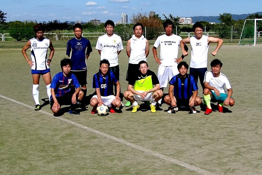 2018.08.26第1試合FC AVAILA/大会名:42thチャンピオンズリーグ/大阪府内サッカー場/