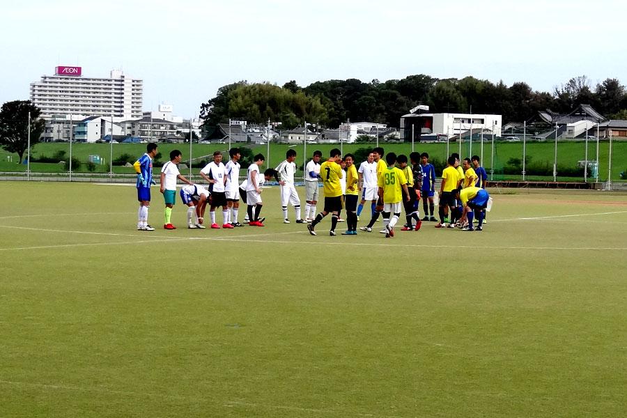 2018.09.23第1試合42thチャンピオンズリーグFC AVAILA-コパ/大阪府内サッカー場