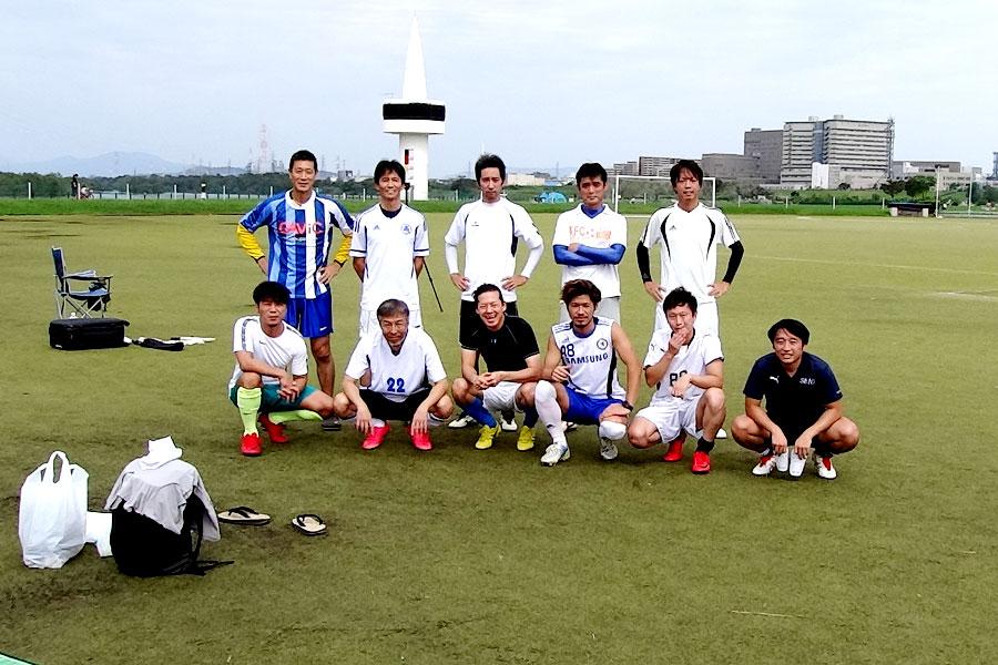 2018.09.23第1試合FC AVAILA/大会名:42thチャンピオンズリーグ/大阪府内サッカー場/