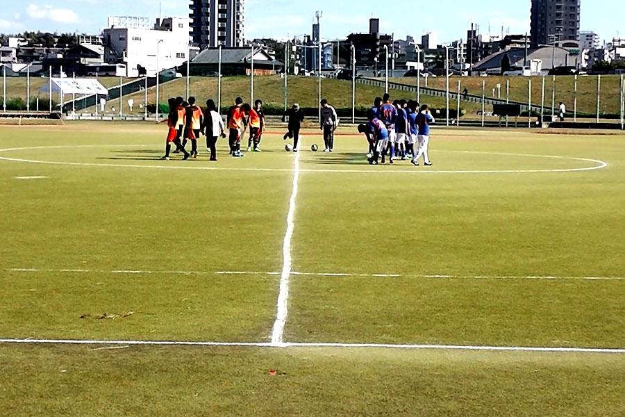 2018.10.28第1試合88thリーグFC Noel-FC懲戒免職/大阪府内サッカー場