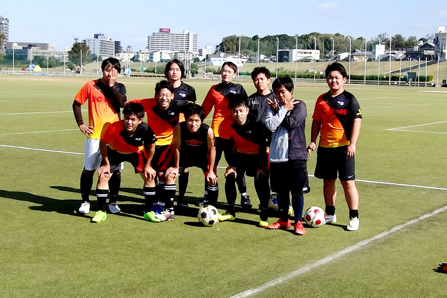2018.10.28第1試合FC Noel/大会名:88thリーグ/大阪府内サッカー場/