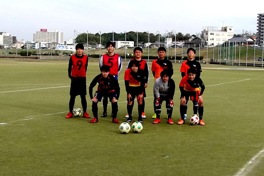 2018.11.25第2試合FC Noel/大会名:88thリーグ/大阪府内サッカー場/