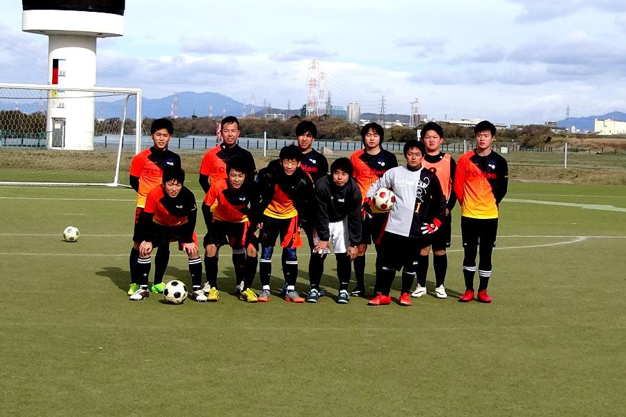 2018.12.09第1試合FC Noel/大会名:89thリーグ/大阪府内サッカー場/