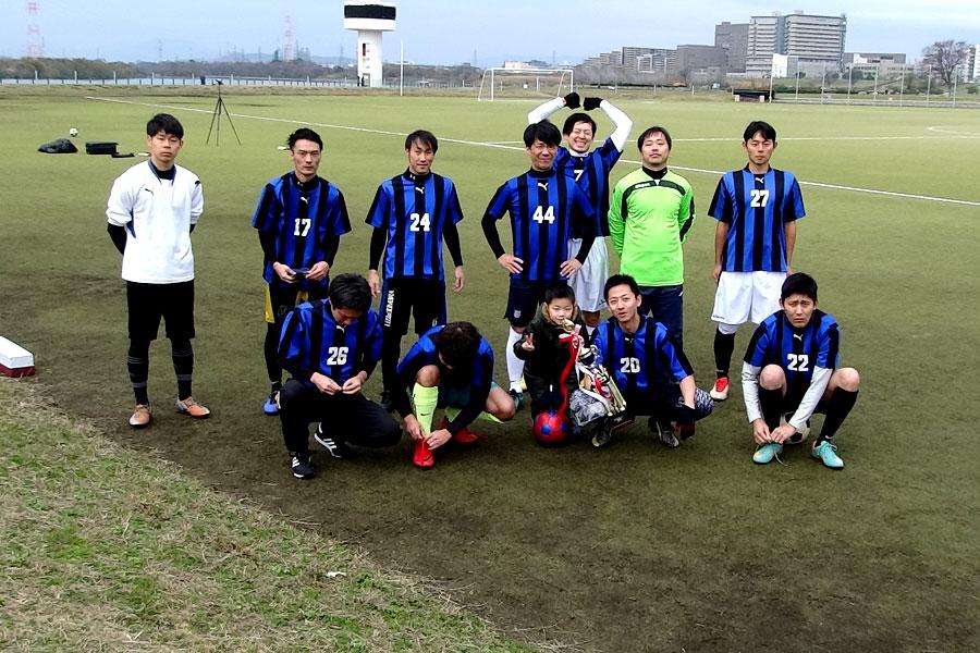 2018.12.23第3試合FC AVAILA/大会名:43thチャンピオンズリーグ/大阪府内サッカー場/