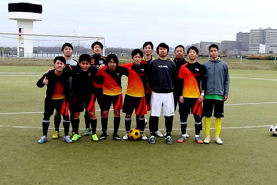 2018.12.23第2試合FC Noel/大会名:88thリーグ/大阪府内サッカー場/