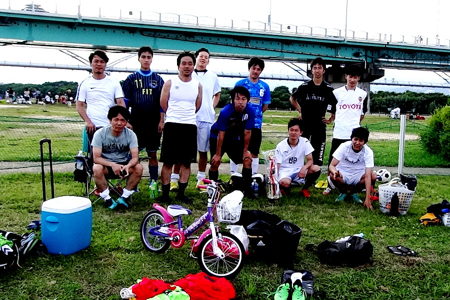 41thチャンピオンズリーグ優勝 FC AVAILA/大阪府内サッカー場