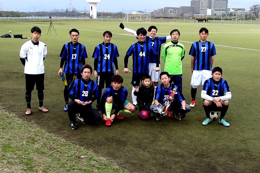 42thチャンピオンズリーグ優勝 FC AVAILA/大阪府内サッカー場