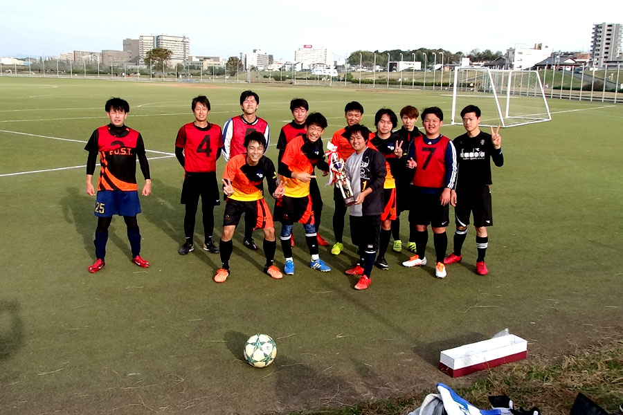 88thリーグ優勝 FC Noel/大阪府内サッカー場