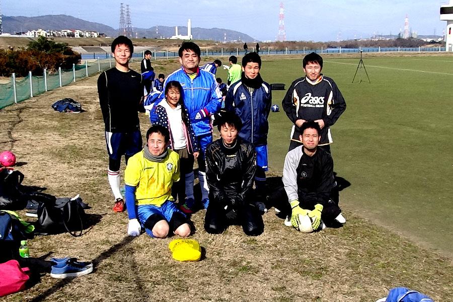 2019.01.27第2試合コパ/大会名:43thチャンピオンズリーグ/大阪府内サッカー場/