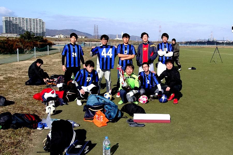2019.01.27第2試合FC AVAILA/大会名:43thチャンピオンズリーグ/大阪府内サッカー場/