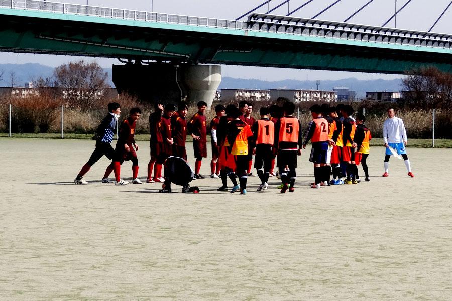 2019.02.24第1試合89thリーグFC Noel-FCカルチョ/大阪府内サッカー場