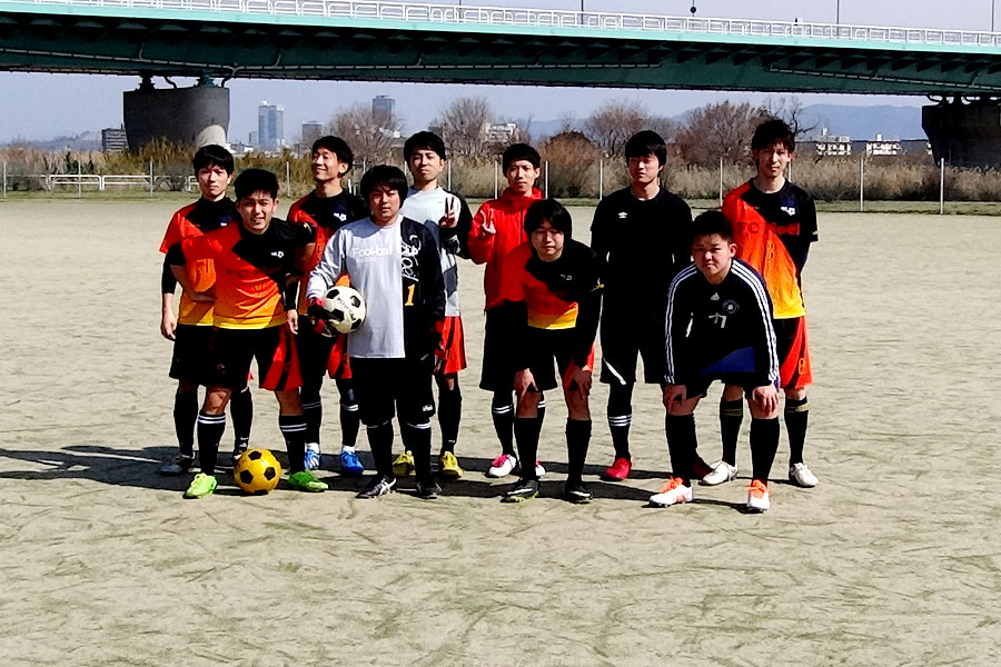 2019.02.24第1試合FC Noel/大会名:89thリーグ/大阪府内サッカー場/