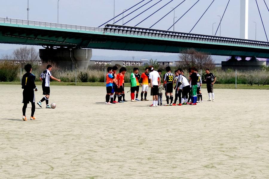 2019.04.21第1試合89thリーグFC Noel-アルバトロス/大阪府内サッカー場