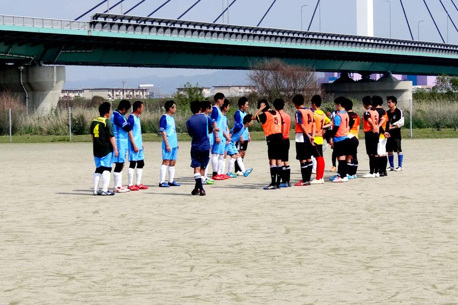 2019.04.21第2試合39thチャンピオンズリーグFC Noel-タカモト道路団/大阪府内サッカー場