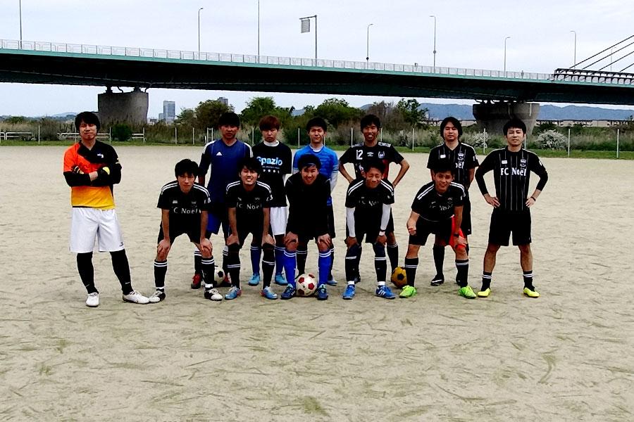 2019.04.28第1試合FC Noel/大会名:43thチャンピオンズリーグ/大阪府内サッカー場/