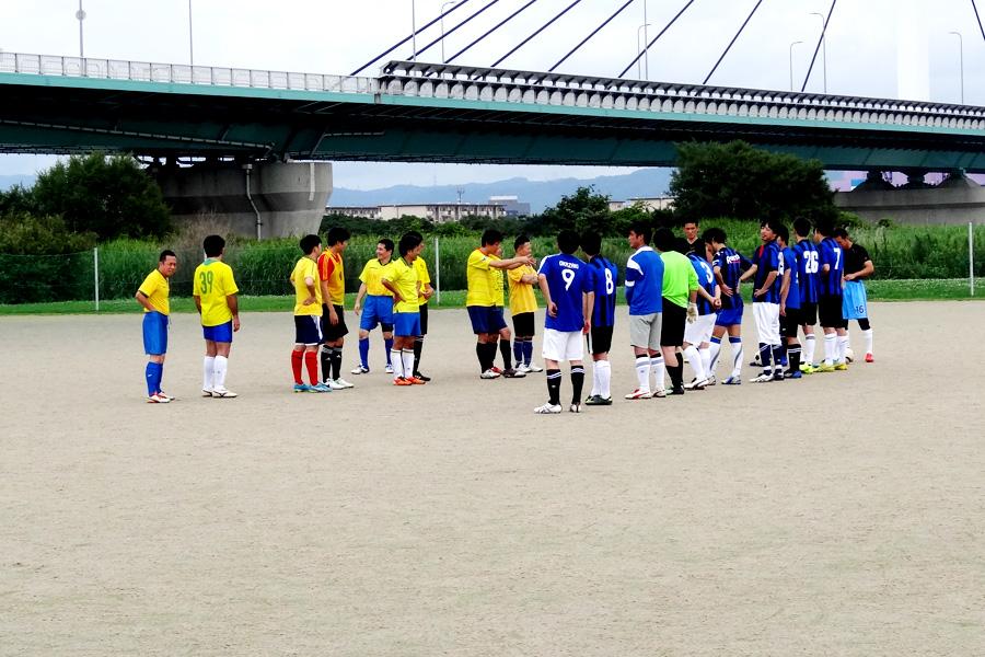 2019.07.14第2試合44thチャンピオンズリーグコパ-FC AVAILA/大阪府内サッカー場