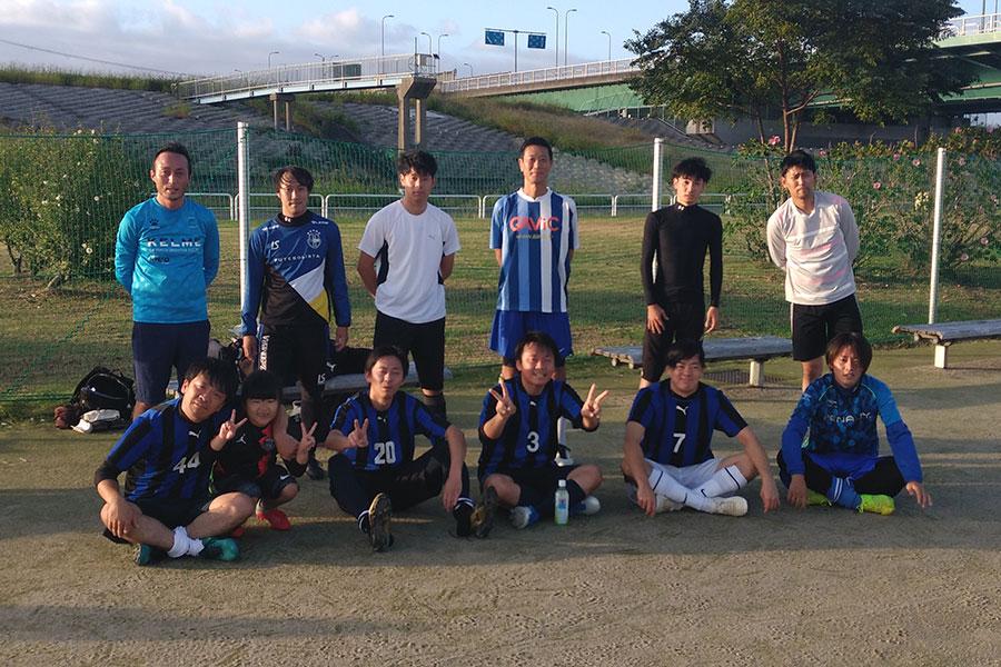 2019.10.13第3試合FC AVAILA/大会名:44thチャンピオンズリーグ/大阪府内サッカー場/