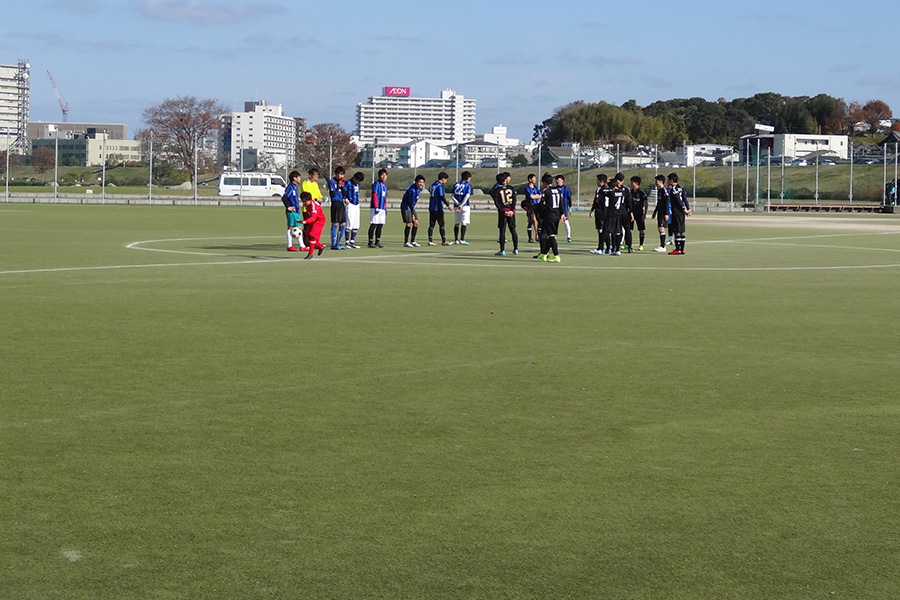 2019.12.15第1試合FC Noel-FC AVAILA/大阪府内サッカー場