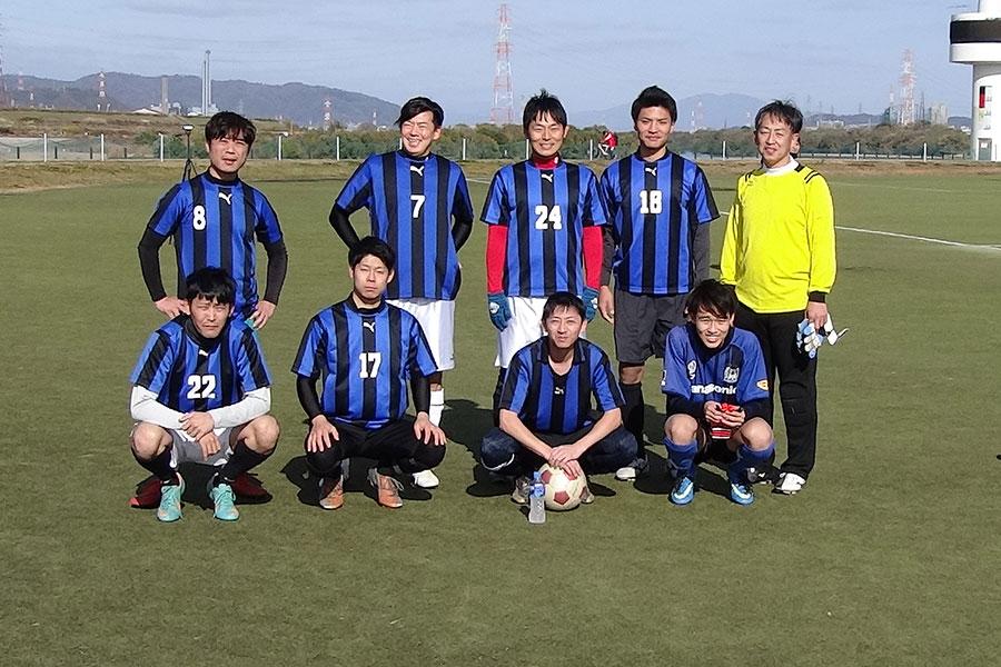 2019.12.15第1試合FC AVAILA/大会名:/大阪府内サッカー場/