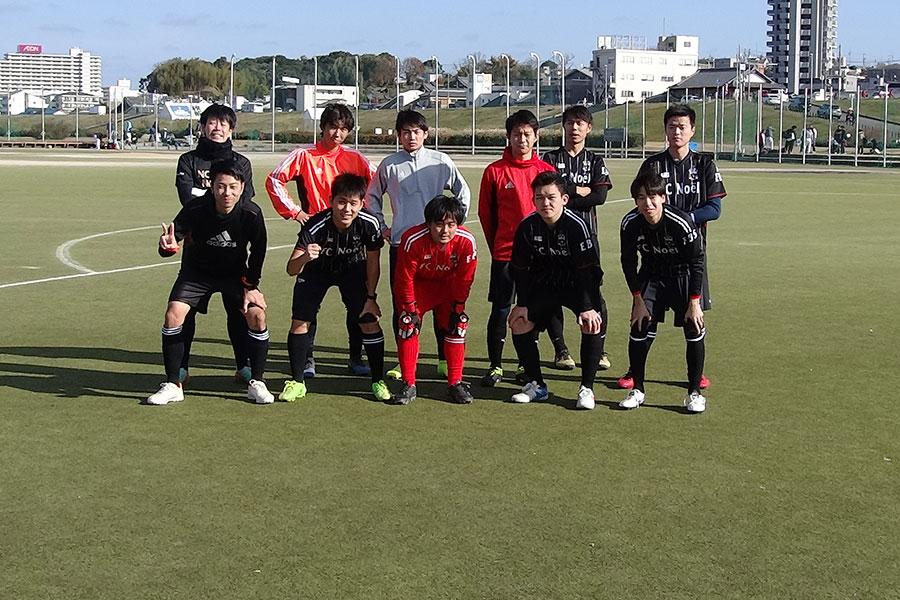2019.12.15第1試合FC Noel/大会名:/大阪府内サッカー場/