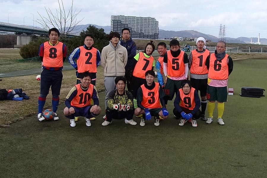 2020.02.23第2試合FCノア/大会名:91thリーグ/大阪府内サッカー場/